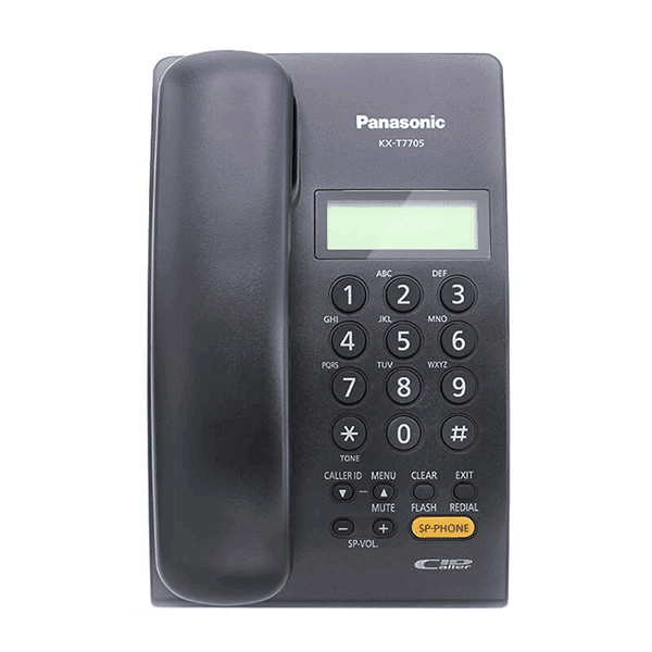 قیمت تلفن سانترال T7705