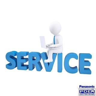 خدمات مرکز تلفن سانترال پاناسونیک