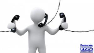 فعالسازی تلفن گویا یا دیزا سانترال TDA و TDE